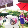 Outdoor California Bridal Shower from Paige + Blake Green
