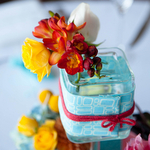 aqua-pink-orange-wedding-centerpiece-001
