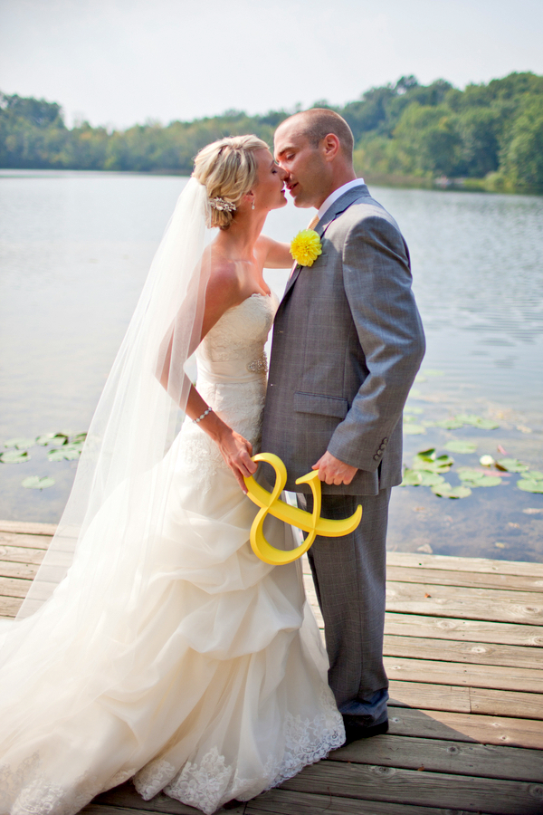 diy michigan wedding Your Favorite Weddings of 2012