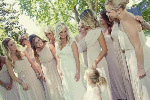 soft-pink-bridesmaid-dresses