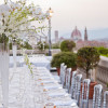 White Lace & Crystals Wedding in Florence Italy