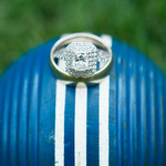Croquet Themed Spring Wedding Shoot