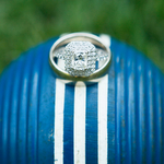 Croquet Theme Wedding