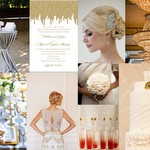 Hollywood Glamour Wedding