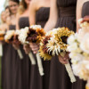 Vintage Chic Fall Wedding by J+A Photography