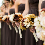Vintage Chic Fall Weddings
