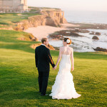 Half Moon Bay Golf Links Wedding from Portrait Design by Shanti