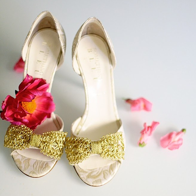 Matching Accessories to Match Your Wedding Dress {Guest Post by BHLDN}