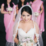 Indian Fusion Wedding by Mathias Fast Photography