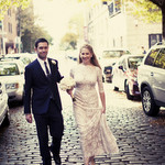 Vintage Inspired Manhattan Wedding by Bright Bird Photography