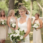 Lake Michigan Bluff Wedding