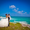 Tiffany Blue Destination Wedding by Gary Kaplan Photography