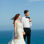 Palos Verdes Beach Wedding with Sarah Becker Photography