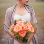 Sweet Simple Autumn Wedding Inspiration Shoot
