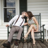 Vintage Style Love Shoot by Jessie Felix Photography
