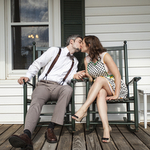 Vintage Style Love Shoot
