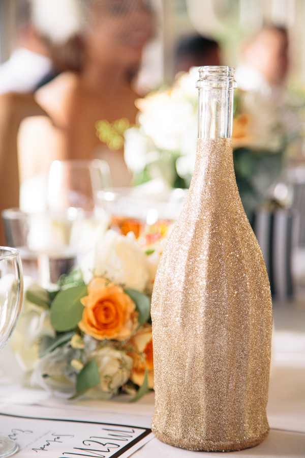 Black and Gold Wedding Decoration Ideas