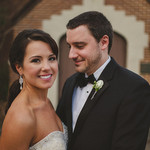 vintage-inspired-wedding-couple
