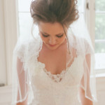 Casual Elegant Bride Kentucky Wedding