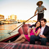 Nguyen Elwell D Park Photography Gondola Newport Beach Engagement