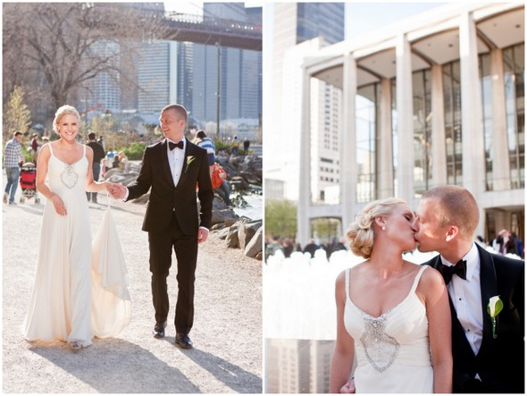 Small Intimate Wedding In New York